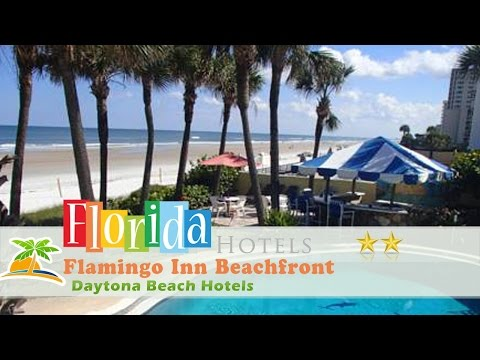 Flamingo Inn Beachfront - Daytona Beach - Daytona Beach Hotels, Florida