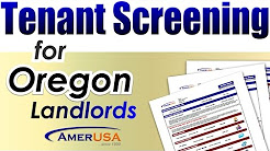 Oregon Tenant Screening Resources and Tips