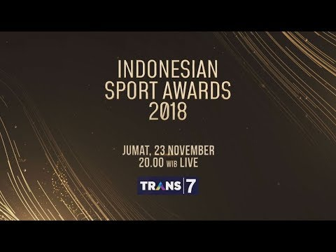 LIVE STREAMING Indonesian Sport Award 2018 Mp3