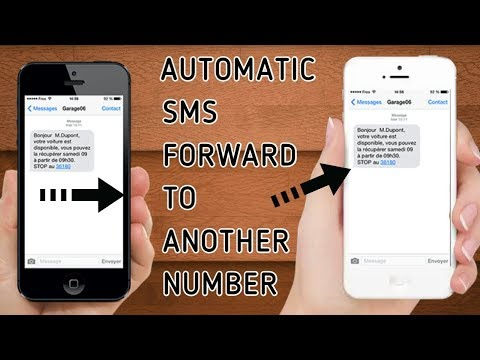 How To Forward SMS To Another Number || By Tech Narmis