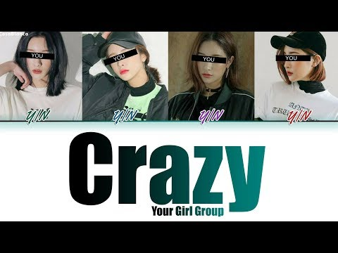 Your Girl Group 너의 여자 그룹 – Crazy 4 Members ver ORIGINAL 4Minute Color Coded HANROMENG