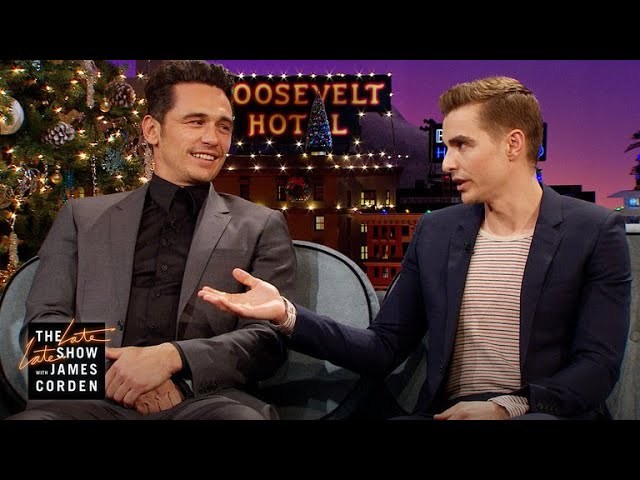 The Franco Brothers Have Bad Boy Pasts