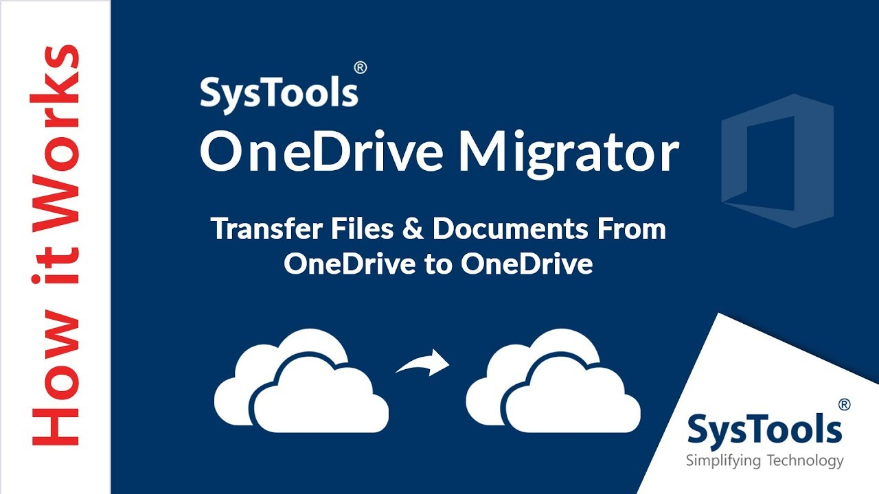 OneDrive to OneDrive for Business Migration Tool – Move Office 365