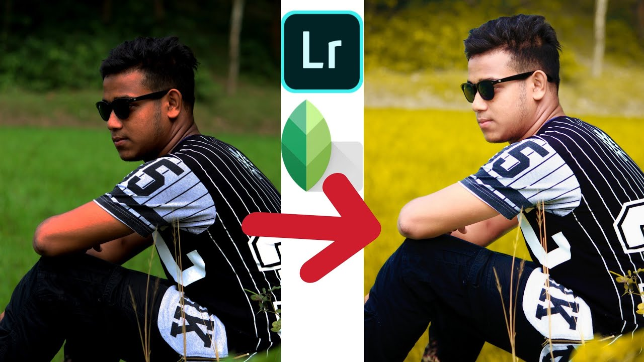 Lightroom Photo Editing Tutorial   Android Mobile   13