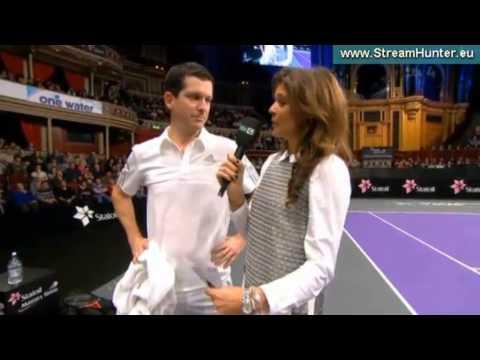 Tim Henman - Interview - ATP Champions Tour London