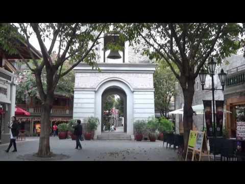 Foshan Lingnan World Walk