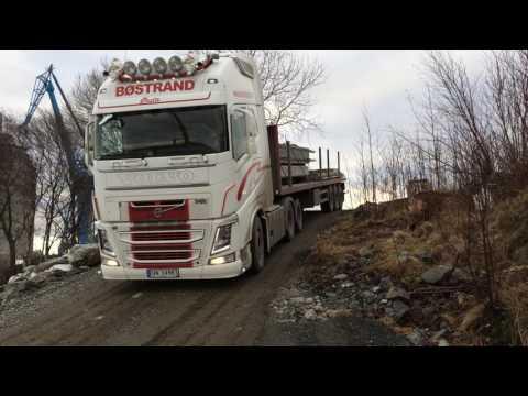 Bøstrand Transport - Betongelement