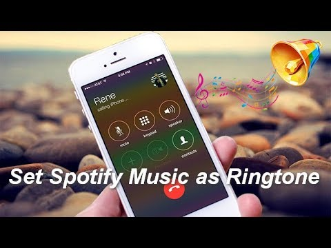How to Set Spotify Song as Ringtone