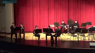 Blue Valley Northwest High School Fall Concert 10/10/17 Recorded by...