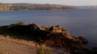 Yozgat Çekerek SÜreyya Bey Baraji.