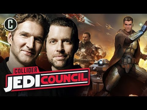 Benioff and Weiss' Star Wars Project Will Be A Trilogy - Jedi Council Mp3