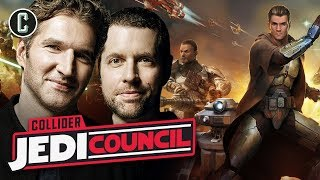 Benioff and Weiss' Star Wars Project Will Be A Trilogy - Jedi Council