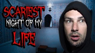48 Hours ALONE In World's Most HAUNTED House - 30 East Drive (Scary Poltergeist Activity)