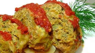 ОЧЕНЬ ВКУСНЫЕ ЛЕНИВЫЕ А - ЛЯ ГОЛУБЦЫ. ROLL with cabbage and minced meat