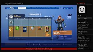 Getting fortnite tickets and gift weapons to save the world