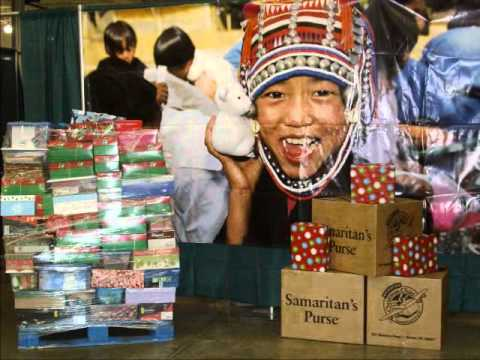 Operation Christmas Child Charlotte NC Processing Center - YouTube