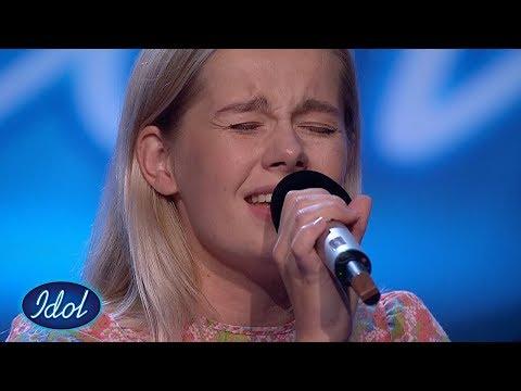 Vilde Skogen: Idontwannabeyouanymore - Billie Eilish | Idol Norge 2018