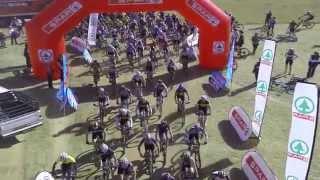 Kalahari Challenge 2014