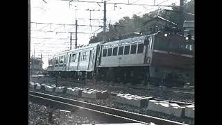 701系1000番台甲種輸送 想い出の鉄道シーン438