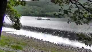 Wotz @ The Walking Track at Coniston Waters, Cumbria, UK