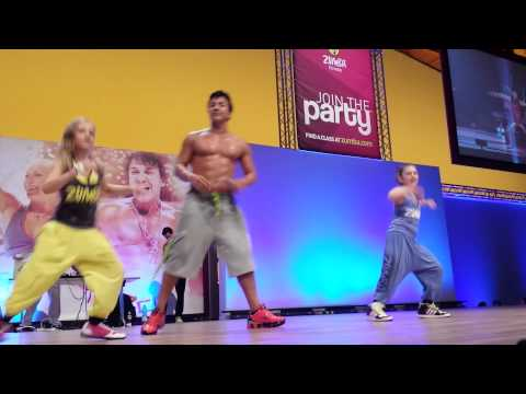 Crazy love with Beto, Saiana e Fanny a Rimini Wellness 2013