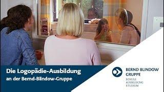 Logopädie Ausbildung | Bernd-Blindow-Gruppe
