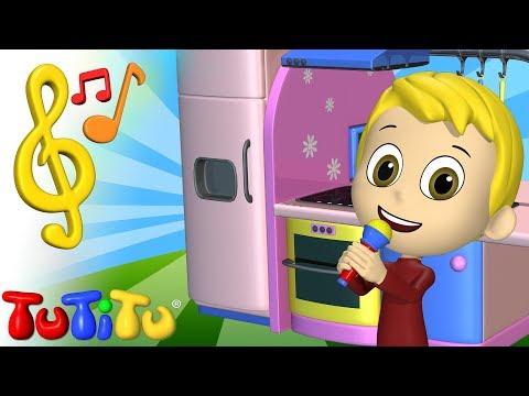 Songs & Karaoke for Children | Kitchen