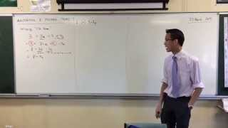 Multiplying Algebraic Terms (version 2)