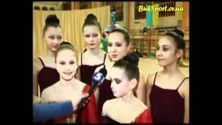 Чернівці. Грації Буковини 2012 з художньої гімнастики