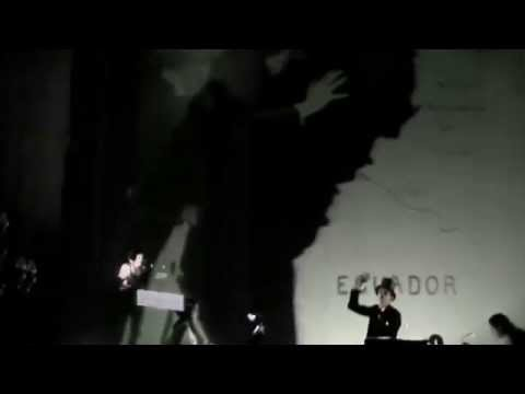 """Cine-concierto """"Garras de oro"""", un proyecto de Juan Pablo Carreño"""