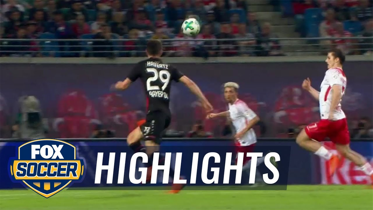 leipzig leverkusen highlights