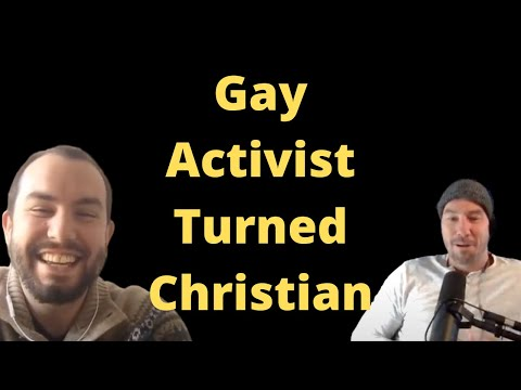David Bennett: Gay Activist Turned Christian