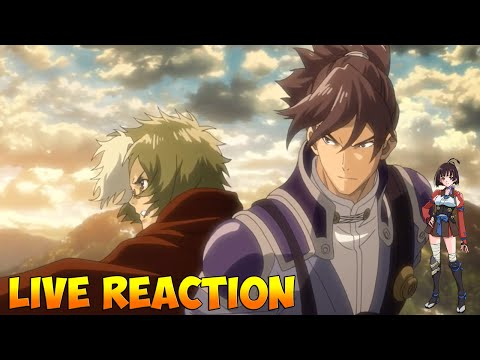 Kabaneri Of The Iron Fortress Episode 6 LIVE Reaction - INSANE BATTLE! 甲鉄城のカバネリ