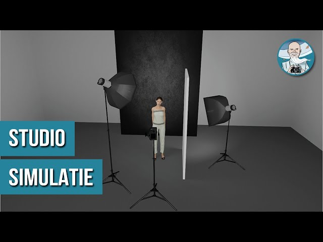 Studiofotografie Tip: Simulatie Software