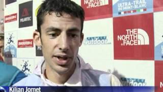 L'Espagnol Kilian Jornet remporte l'Ultra-Trail du Mont-Blanc