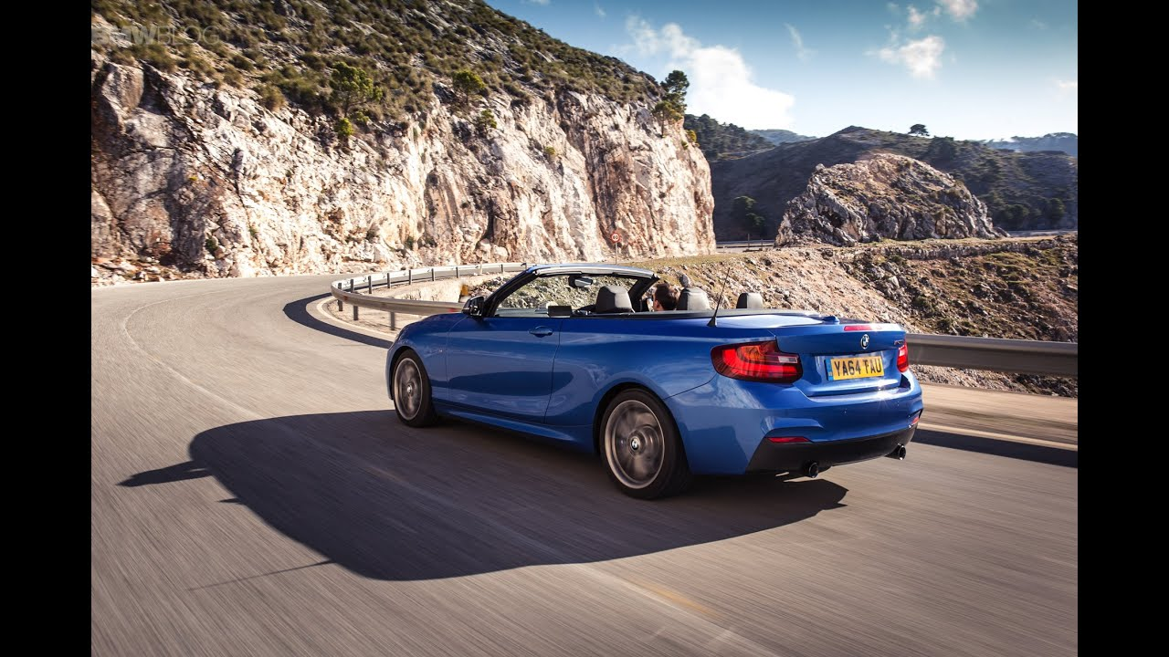 The new 2015 BMW M235i Convertible  YouTube