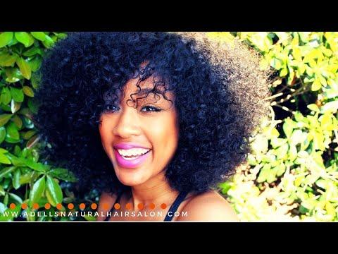 Adell's Natural Hair Salon  Introduction--Austell Georgia