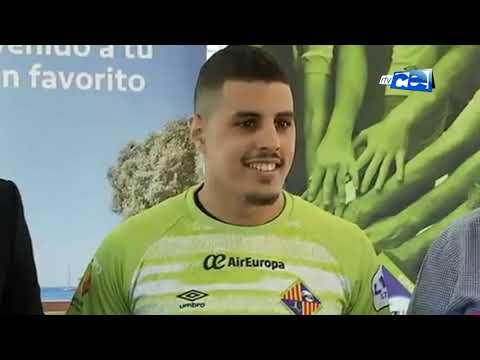 Hamza Maimon seguirá  una temporada más al Palma Futsal