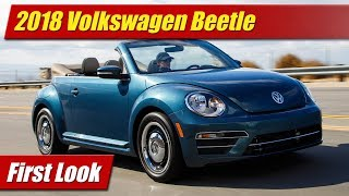 2018 Volkswagen Beetle: What's New