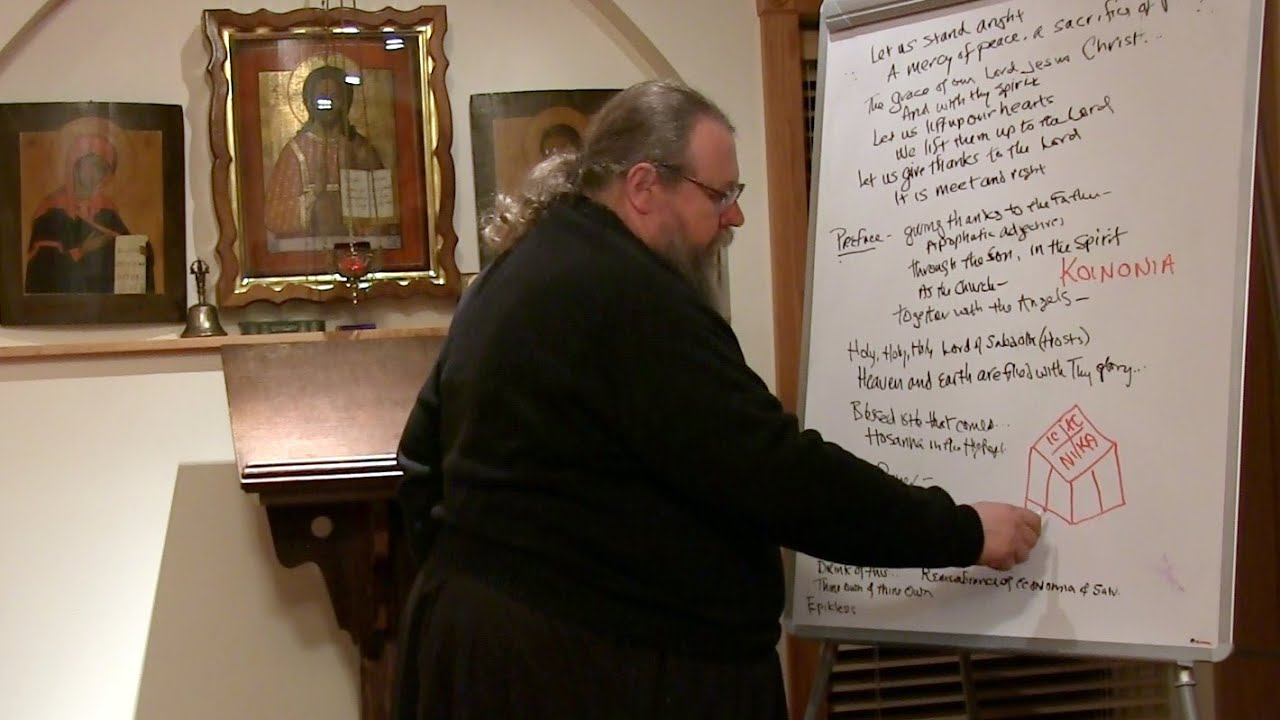 2015.03.23. The Liturgical Life of the Orthodox Church. Part XVIII, by +Met Jonah (Paffhausen)