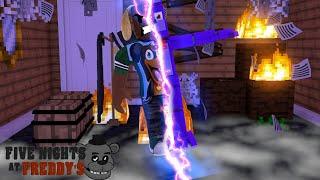WIE ZU BECOME FNAF BONNIE IN ROBLOX TYCOON - Roblox Abenteuer Fünf Nächte bei Freddy