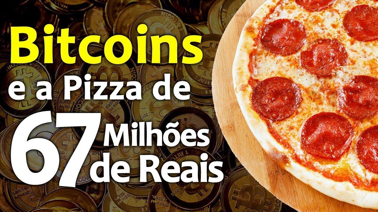 O homem que gastou milhares de Bitcoins em pizzas
