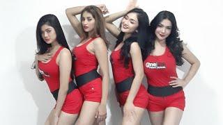 edisi spesial indonesian ring girls - cewek cewek onepride ring girls pilih siapa