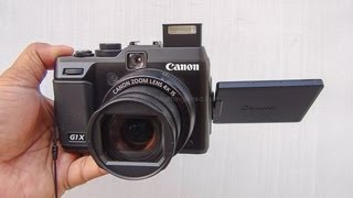 Canon Powershot G1x Review: Complete In-depth Hands-on