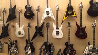 Guitar Store Visit Jakarta Indonesia
