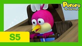 [Season 5] E11 It's OK To Be A Little Slow | Kids Animation | Pororo the Little Penguin