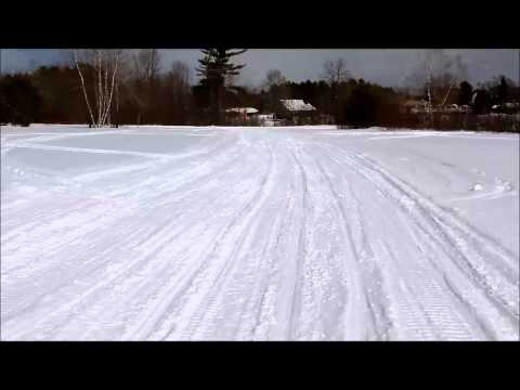 1980 Kawasaki Drifter F/A 340 Snowmobile South China,Maine