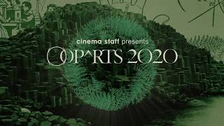 cinema staff presents【OOPARTS2020】Teaser ③