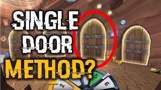 Eagle Mountain One Door Method!?!? Bomb
