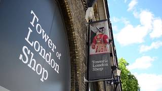 The TOWER of London TOP FIVE FACTS 2018!